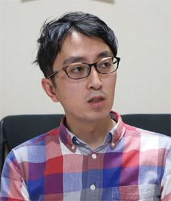 横田大樹氏