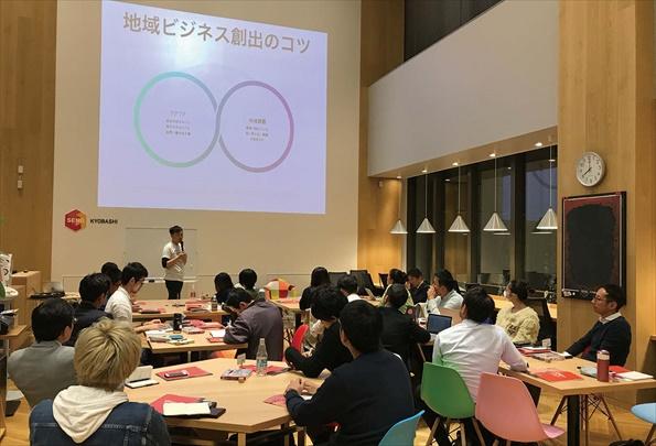 地域移住などを検討中の東京在住者が対象の「宮崎ローカルベンチャースクール」。これまで新富町に4人が移住した