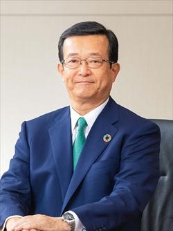 双日 取締役会長 原 大氏