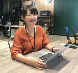佐々木久美子 グルーヴノーツ代表取締役会長
