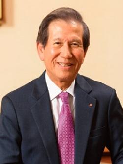 朝日生命保険 最高顧問 藤田 讓氏