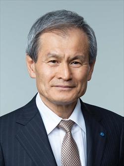 コニカミノルタ 取締役会議長<br>松﨑 正年氏