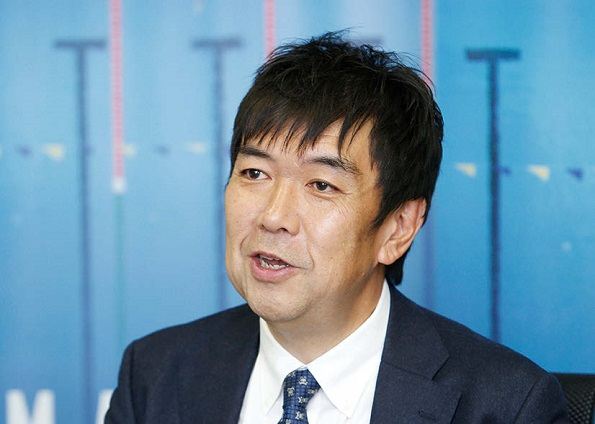 インテル株式会社 執行役員パートナー事業本部 本部長 井田 晶也氏