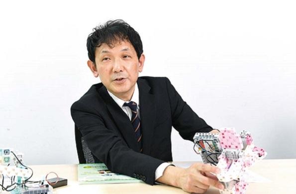 学研エデュケーショナル 営業部 STEAM 事業課 山本聡志課長