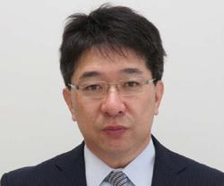 洋野町立中野小学校校長の木内隆友氏