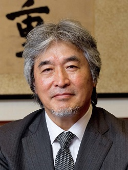 日本学術会議 会長 山極 壽一氏