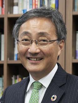 渋澤 健氏